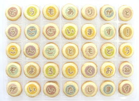 ありがとうクッキーメール(チョコラングドシャ、05-CM-BA)