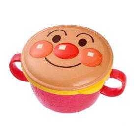 アンパンマン ボーロカップ KK-311【おやつカップ/お菓子入れ 子供用/プラスチック/キャラクターグッズ/日本製】