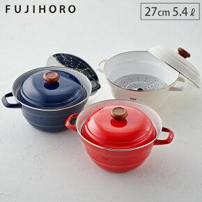 富士ホーロー,ビームス,ハニーウェア,オールインワン,27cm,ホーロー鍋,深鍋