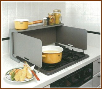 Oil For Kitchen Splash Guard Around Stove Of Convenient Equipment レンジガード コンロガード