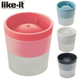 like-it ライクイット アイスボールメーカー 【製氷機/製氷皿/製氷カップ/アイスクリーム/スイーツ/デザート】