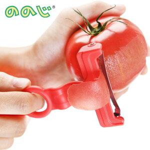 <メール便 送料無料>ののじ W5 トマトピーラー W5TP-01TR【トマト 薄皮剥き/野菜/果物/皮むき/ピーラー】