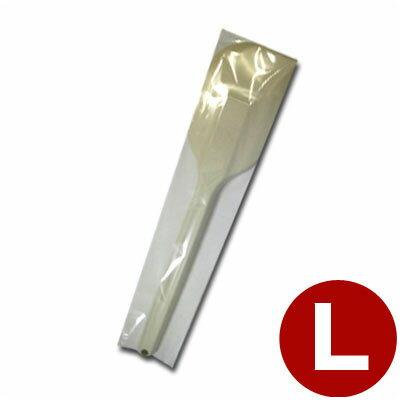 耐熱ゴムベラ クリーンスクレーパー L 38.5cm シリコンへら/耐酸 耐アルカリ 耐油性