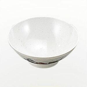 メラミン食器「元禄梅」 U-3 うどん丼/割れない 樹脂製