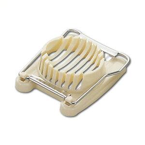パスト 卵切り器 ヘッター付 8本線/エッグカッター エッグスライサー ゆで卵カッター 016048002