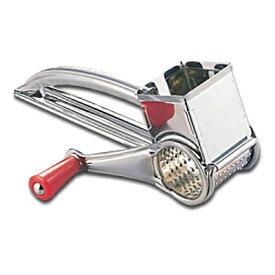 チーズおろし器 アイデアル ダイヤモンドリナー チーズグレーター クロームメッキ仕上げ/おろし金 すりおろし 削り器