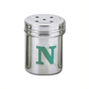 UK 18-8ステンレス 調味缶 N缶 大 海苔缶/入れ物 容器 粉末 卓上 調味料 017656005
