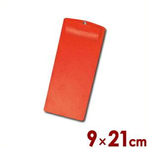 伝票バインダー シンビ CLIP-102 伝票クリップ 赤/注文 ボード 下敷き 《メーカー取寄/返品不可》 019389001