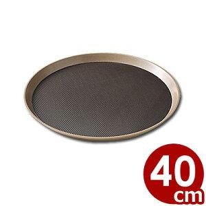 弁慶 フードトレー 16インチ(40cm) ABS樹脂製 給仕用お盆/トレイ 滑りにくい 028180003
