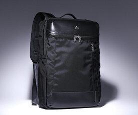 【選べるノベルティ付】 master-piece マスターピース ストリーム 2WAYバックパック (カラー:ブラック) 55530 | マスターピース リュック バックパック ビジネスリュック リュックサック 日本製