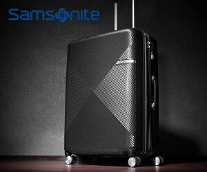 【40%OFFセール】【選べるノベルティ付】 サムソナイト SAMSONITE 92L ヴォラント キャリーケース(カラー:ブラック) | キャリーバック 海外旅行 スーツケース ビジネス メンズ レディース キ