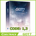"【予約5/31】GOT7 (ゴットセブン) - 『GOT7 1ST CONCERT ""FLY IN SEOUL"" FINAL』[3Disc+フォトブック96P+..."