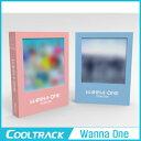 【予約8/8】【初回ポスター2種】WANNA ONE(PRODUCE101) - 『1ST MINI ALBUM』PINK VER. SKY VER. SET ...