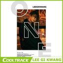 【予約9/5】【初回ポスター2種中1種】LEE GI KWANG(イ・ギグァン) - 『ONE』[フォトカード5種中ランダム1種] 1ST Mini Album...