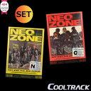 【予約3/07】【折りたたみポスター】NCT 127 - 正規2集『NCT #127 NEO ZONE』2つのVER SET[バージョン別:はがきポスタ…