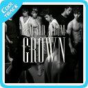 【即日発送】【送料無料】2PM(トゥーピーエム) - 正規3集 『GROWN』[B Version]/VOL3/[ハードカバーデジパック+52 pブ…