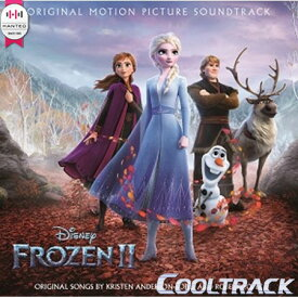 【初回ポスター】FROZEN 2 (アナと雪の女王2) - OST【国内発送】/冬の王国