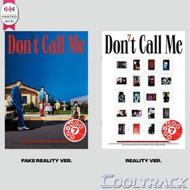 【ポスター終了】SHINee(シャイニー) - 正規7集『DON'T CALL ME (PHOTOBOOK VER.)』COVER 2種中1種/SHINEE VOL7/SHINee カムバ 【国内発送】