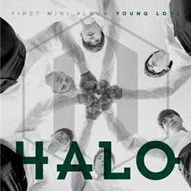 【ポスター終了】 HALO - YOUNG LOVE 【国内発送】