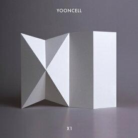 【送料無料・代引不可】 YOONCELL - X1 【ヤマトネコポス】【国内発送】