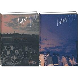 STRAY KIDS (ストレイキッズ) - 『I AM YOU 』 I AM,YOU VER RANDOM発送 3RD MINI ALBUM/JYP【国内発送】【送料無料】【ヤマトネコポス】【代引不可】