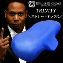 枕 BlueBlood4Dピロートリニティー TRINITY ストレートネック対応まくらブルーブラッド いびきマクラ 肩こり プレゼン…