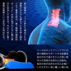 BlueBlood枕第7頚椎ピローSOMAソーマ低めブルーブラッドまくら肩こり送料無料※北海道540円沖縄3,000円の追加送料がかかります