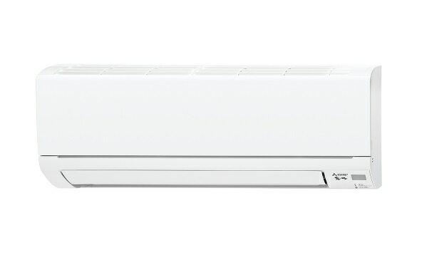 【最安値挑戦中!最大34倍】ルームエアコン 三菱 MSZ-GV2219(W) 霧ヶ峰 GVシリーズ 単相100V 15A 2.2kW 室内電源 6畳程度 ピュアホワイト [■]