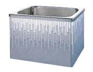 【最安値挑戦中!最大25倍】クリナップ 浴槽 SDL-92AW(R・L) モダンブロック・ステンレス浴槽 間口90cm 据置式2方全エプロン [♪△]