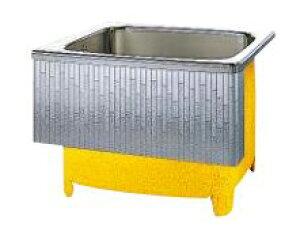 【最安値挑戦中!最大25倍】クリナップ 浴槽 SDL-91HW(R・L) モダンブロック・ステンレス浴槽 間口92cm 埋込式1方半エプロン [♪△]