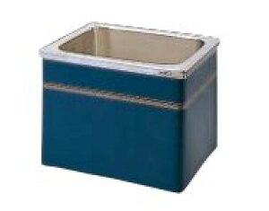 【最大44倍お買い物マラソン】クリナップ 浴槽 SEB-82A(R・L) ブルー(B) NEWインテリアバス・ステンレス浴槽 間口80cm 据置式2方全エプロン [♪△]