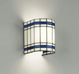 【最安値挑戦中!最大25倍】オーデリック OB080589PC LEDブラケットライト LED 光色切替調光 白熱灯60W相当 ステンドグラス 調光器別売