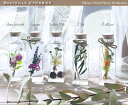 ハーバリウム /契約農園で育てた無農薬の国産ドライフラワーの花飾り/ナチュラルドライフラワー/棚飾り/ボタニカル/ドライフラワー/植物標本/ボトルフラワー