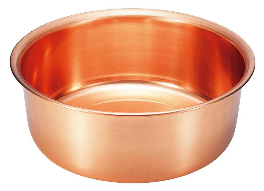 洗い桶 銅 大 殺菌 抗菌 送料無料 COPPER100 新光金属