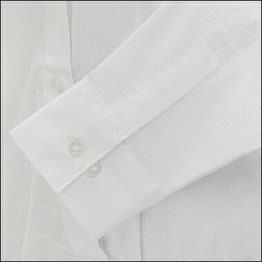 【今月のご奉仕品】《楽天ランキング4位》ボディシャツ長袖フィット(ブラウス白シャツ長袖ブラウスレディース無地オフィス長袖シャツリクルート制服ブラウス)
