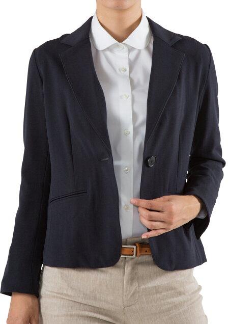 【長袖ジャケット無地】トラベリングジャケット(ブラック、ベージュ、ネイビー)