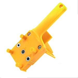 HAMILO ドリルガイド ドリルジグ ダボ穴用 センタリング DIY 6mm 8mm 10mm (3個セット)