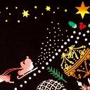 【師走 上 11/16〜12/17までメール便送料無料】気音間 注染手ぬぐい Ornament Tree【メール便可】/手ぬぐい/てぬぐ…