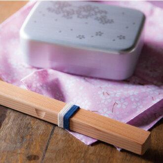 Entering chopsticks set cedar (22.5cm) chopsticks / cedar /22 .5cm/ / Kyoto / chopsticks set / chopstick case /