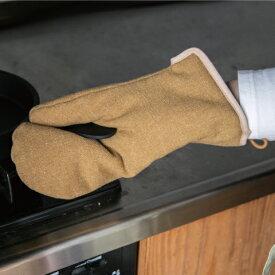 KURAKIN のこり染 鍋つかみ tweed 毛 綿 100% 日本製 ミトン コットン キッチン もったいない のこり染め 草木染 手染め フルーツ 染め 天然染料 オーガニック エコ エシカル ナチュラル シンプル おしゃれ かわいい 父の日