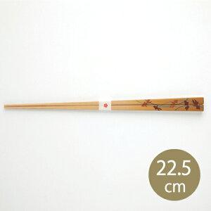 竹箸 金魚 22.5cm 箸 竹 日本製 京都 木 そうめん 蕎麦 うどん 小骨 魚 こんにゃく テーブルウェア 和食 和食器 新生活 贈り物 結婚祝い すべらない 使いやすい 掴みやすい
