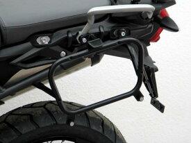 Fehling: サイドケースホルダー for Givi/Kappa Cruiser Cases black for Triumph Tiger 800