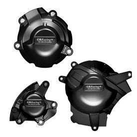 GBRacing SUZUKI GSX-R1000/R (2017) エンジンカバーセット | EC-GSXR1000-L7-SET-GBR