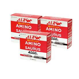 アミノサウルス 【AMINOSAURUS 3個 】アミノ酸 アルギニン オルニチン シトルリン BCAA OCAA マラソン