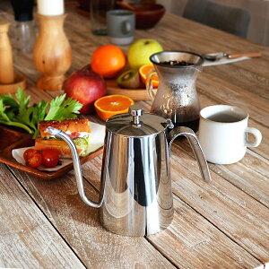 送料無料 SLOW COFFEE STYLE ケトル 900ml コーヒードリップポット ガス火対応 珈琲 美味しい珈琲 コーヒー豆 珈琲豆 カフェ コーヒー ドリップ 直火OK 食洗機 乾燥機使用可 定番 細口 ステンレス シ