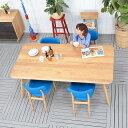 ★送料無料  オールドエルム【メサ 】 ダイニングテーブル 91043 アジアン テーブル 木製 無垢 シンプル モダン ダイニング 食卓 カフ…