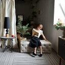 予約 ★送料無料 【ネイジュ】オットマン 足置き ベンチ ダイニングベンチ 木製 椅子 チェア ソファ スツール ダイニングベンチ 長椅子…