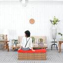 送料無料 【タンザナイト】ベンチボックス アジアン家具 雑貨 収納 ベンチ アジアン リゾート