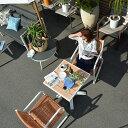 ★送料無料 【オーランド】ダイニングテーブル64x64 アウトドア家具 ガーデン家具 アジアン テーブル ガーデン テラス モダン ダイニン…