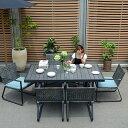 送料無料 【オーランド】 ダイニングテーブル #02 アウトドア家具 アジアン テーブル ガーデン テラス モダン ダイニング 食卓 カフ…
